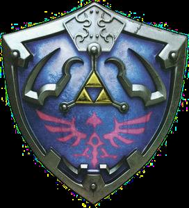 Hylian Shield - Zelda Wiki