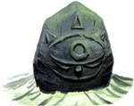 OoT Gossip Stone Artwork.png