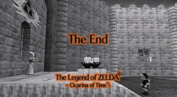 The End of Ocarina of Time - Zelda Wiki
