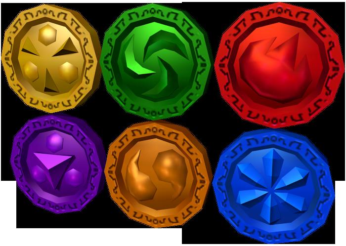 Medallions - Zelda Wiki