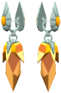 BotW Amber Earrings Model.png