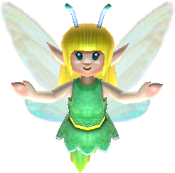 ALBW Great Fairy Model.png