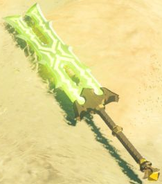 BotW Great Thunderblade Model.png
