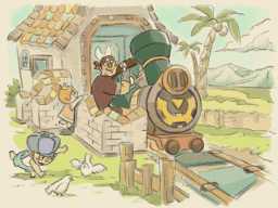 ST Alfonzo Repairing the Spirit Train Artwork.png