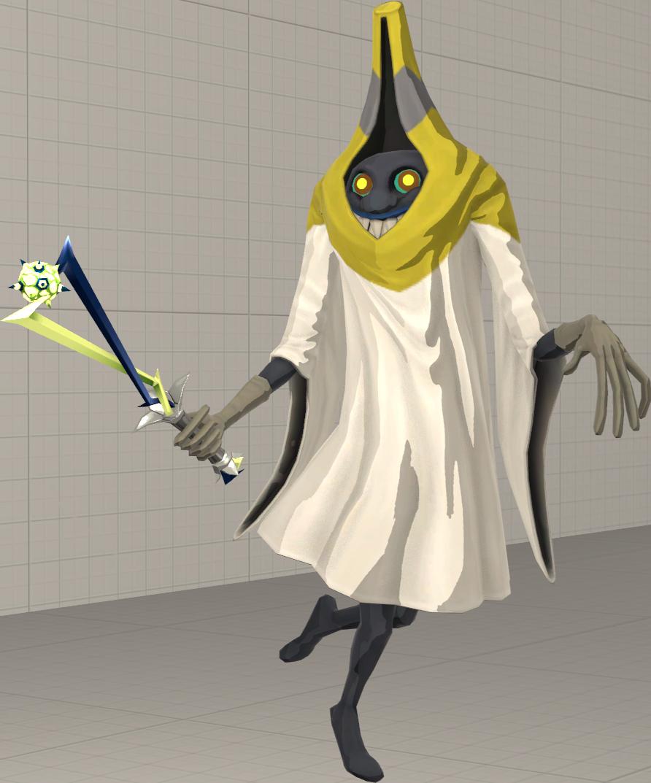 Electric Wizzrobe - Zelda Wiki
