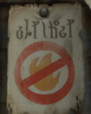 TPHD Barnes Bomb Shop Warning Poster.png