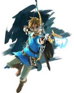BotW Link Shooting Artwork.png