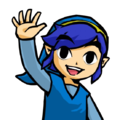 TFH Blue Link high five.png
