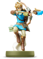 BotW Series Link Archer amiibo.png