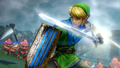 HW Hylian Sword Focus Spirit Attack.png
