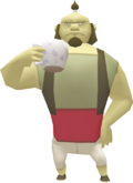 TWW Candy the Sailor Figurine Model.png
