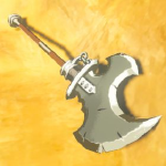 BotW Hyrule Compendium Mighty Lynel Spear.png