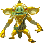 BotW Golden Bokoblin Model.png