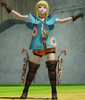 HWDE Linkle Standard Outfit (Great Sea) Model.png