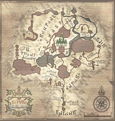 graphic regarding Printable Legend of Zelda Map named Sites in just Twilight Princess - Zelda Wiki