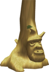 TWW Deku Tree Figurine Model.png