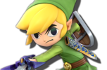 SSBU Toon Link Tip Icon.png