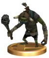 SSBB Bulblin Trophy Model.png