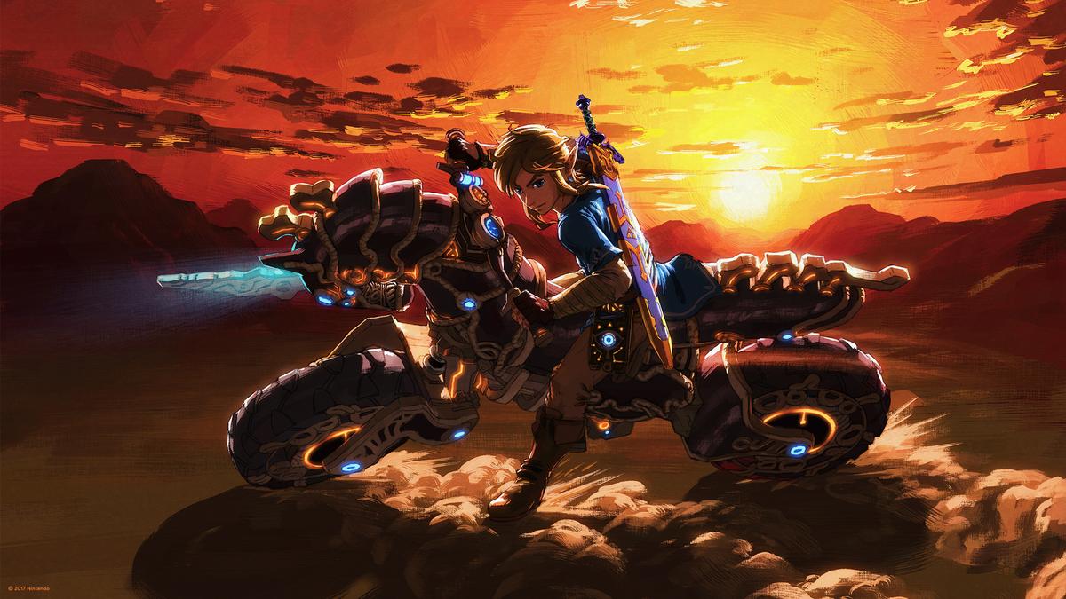 Master Cycle Zero Zelda Wiki