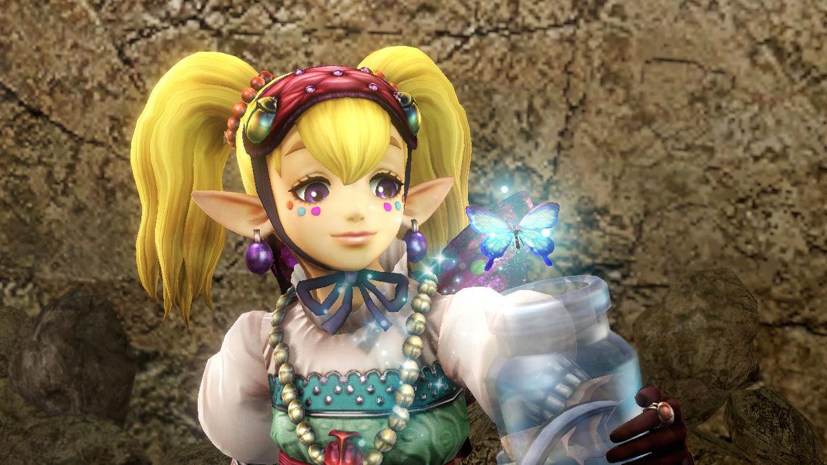 Goddess Butterfly - Zelda Wiki