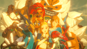 BotW Picture of the Champions.png