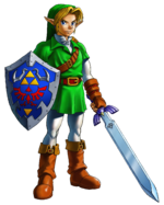 File:OoT Link Artwork.png