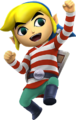 HWL Toon Link Master Wind Waker Standard Outfit Costume Artwork.png