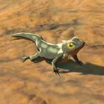BotW Hyrule Compendium Fireproof Lizard.png