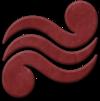 TLoZ Series Crest of Din Symbol.png