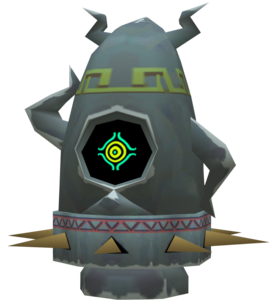 TWW Armos Figurine Model.png
