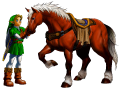 OoT Link and Epona Artwork.png