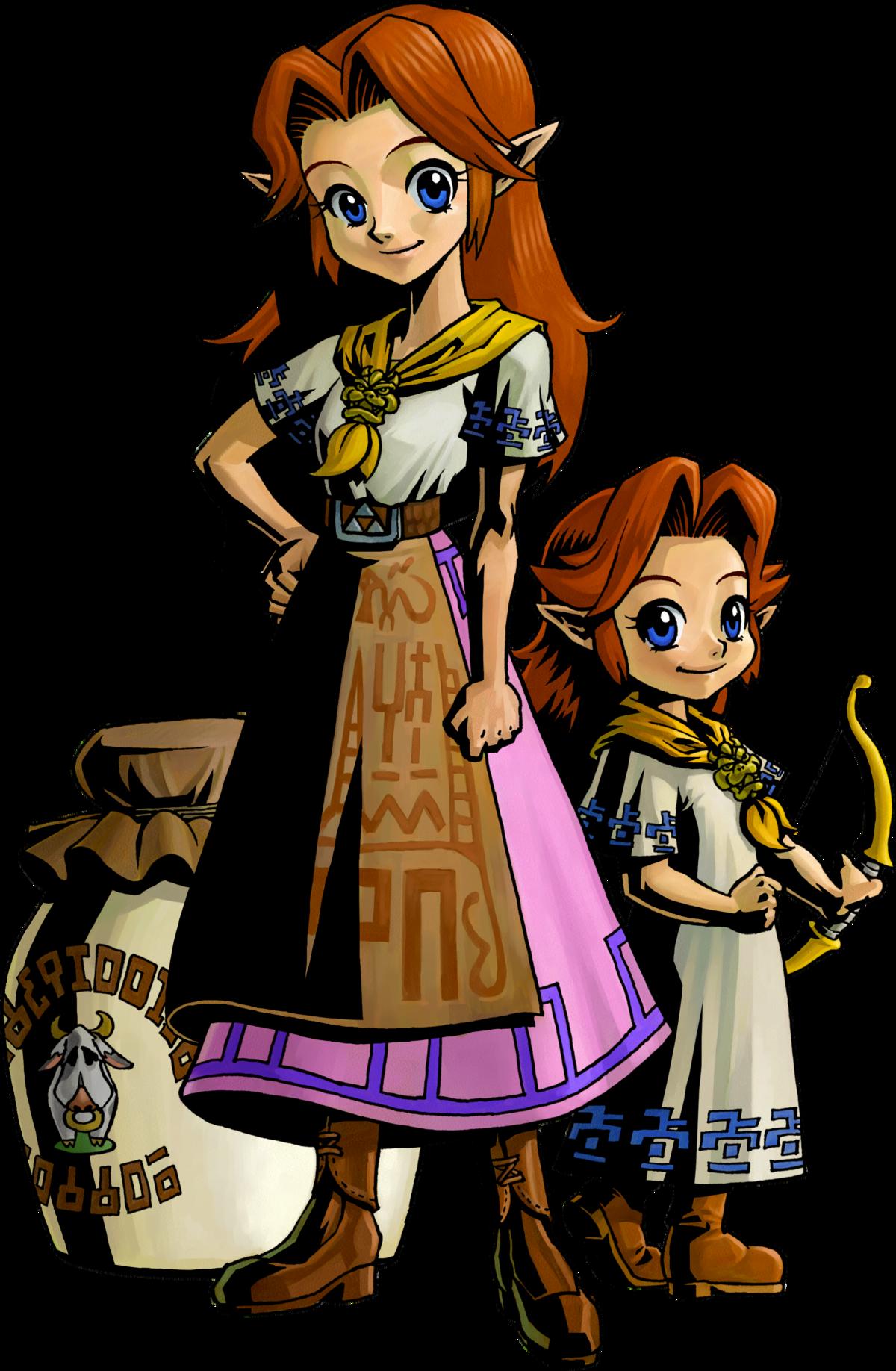 Romani - Zelda Wiki