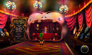 OoT3D Happy Mask Shop Screenshot.png