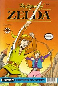 The Legend of Zelda (Valiant Comics) - Zelda Wiki