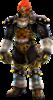 HW Ganondorf Era of the Hero of Time Armor Render.png