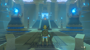 BotW Blessing Shrine Interior 10.png