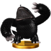 SSBfWU The Imprisoned Trophy Model.png