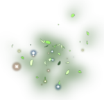BotW Leaves with Fairy Dust Model.png