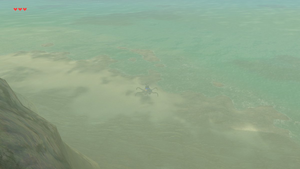 BotW North Akkala Beach.png