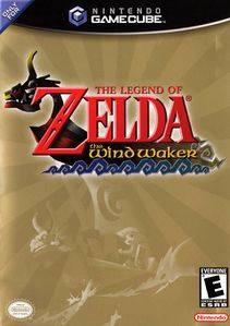 The Wind Waker U.S. Boxart