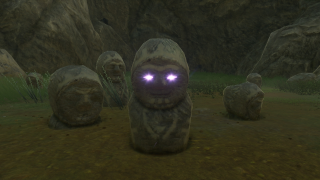 BotW The Cursed Statue.png