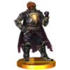 SSB3DS Ganondorf Trophy Model.png