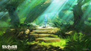 BotW 1st Anniversary Master Sword Artwork.jpg