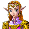 SSBU Zelda (Ocarina of Time) Spirit Icon.png