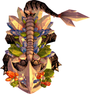 ALBW Gemesaur King Model.png