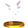 SSB3DS Ciela Trophy Model.png