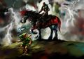OoT Link and Ganondorf Artwork.jpg
