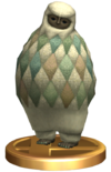 SSBB Yeta Trophy Model.png