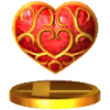 SSB3DS Heart Container Trophy Model.png