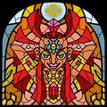 TWW Nabooru Stained Glass.png